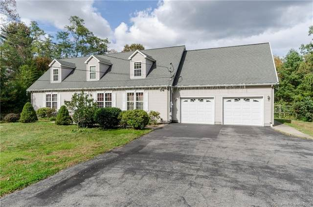 21 Leffingwell Road, Montville, CT 06382 (MLS #170447735) :: Chris O. Buswell, dba Options Real Estate
