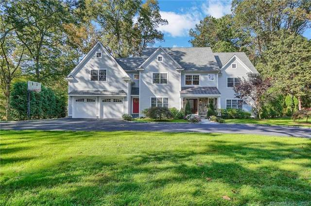 168 Cascade Road, Stamford, CT 06903 (MLS #170447752) :: Chris O. Buswell, dba Options Real Estate