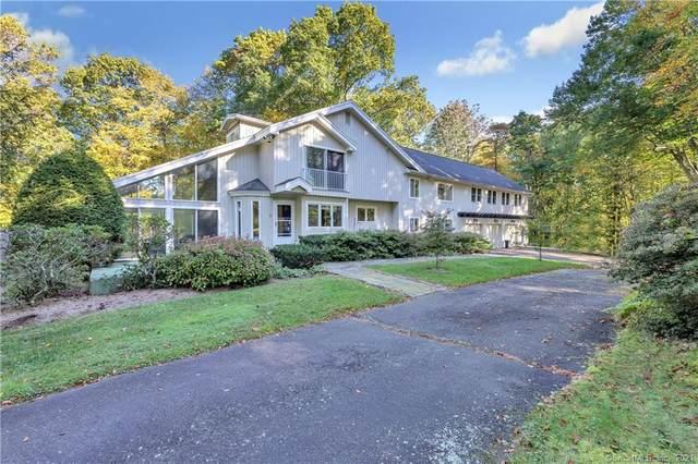 95 70 Acre Road, Redding, CT 06896 (MLS #170447817) :: Michael & Associates Premium Properties | MAPP TEAM