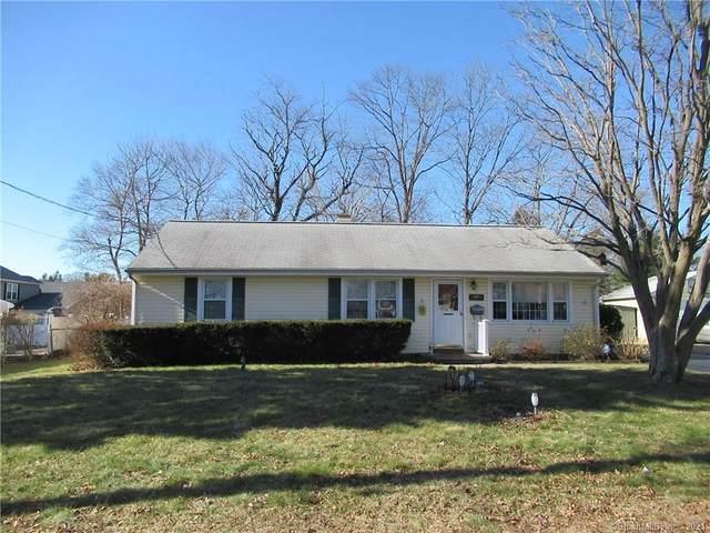 105 Daniel Drive, Bridgeport, CT 06606 (MLS #170447848) :: RE/MAX Heritage