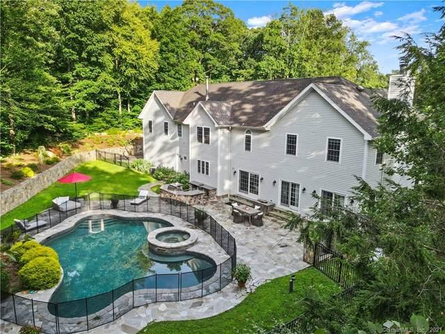 91 Georgetown Road, Weston, CT 06883 (MLS #170447970) :: Michael & Associates Premium Properties | MAPP TEAM