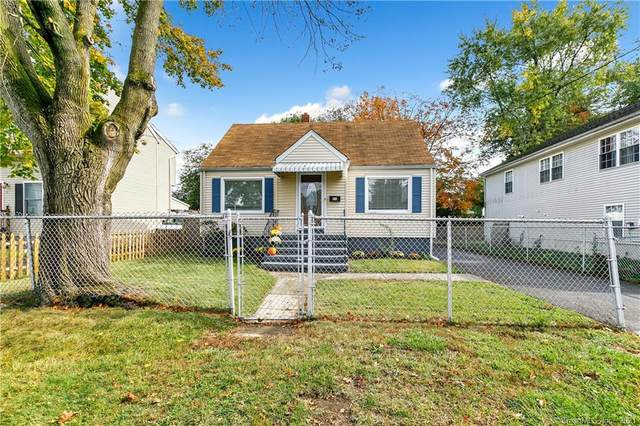 86 Yarwood Street, Stratford, CT 06615 (MLS #170448064) :: Chris O. Buswell, dba Options Real Estate