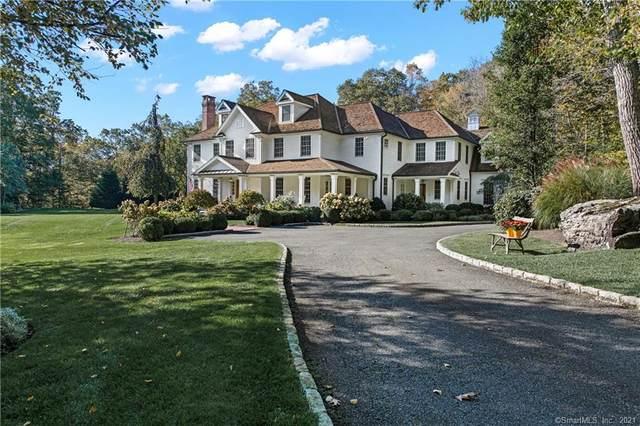 22 Michaels Way, Weston, CT 06883 (MLS #170448086) :: Chris O. Buswell, dba Options Real Estate