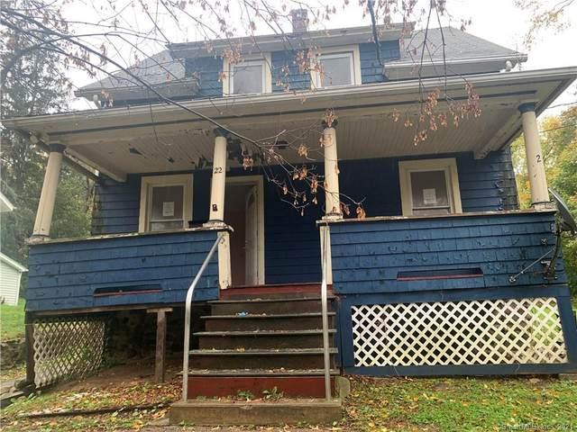 22 Benedict Street, Plymouth, CT 06786 (MLS #170448124) :: Michael & Associates Premium Properties   MAPP TEAM