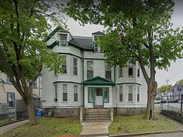 43 Central Avenue, Waterbury, CT 06702 (MLS #170448170) :: Michael & Associates Premium Properties | MAPP TEAM
