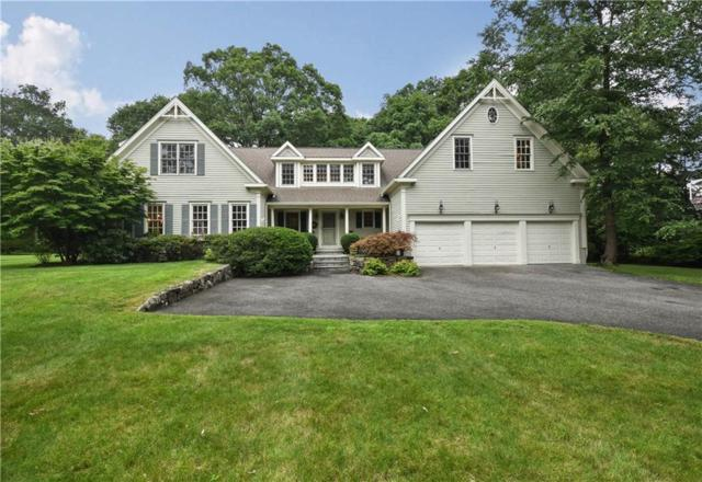 45 Huckleberry Lane, Darien, CT 06820 (MLS #99194722) :: The Higgins Group - The CT Home Finder