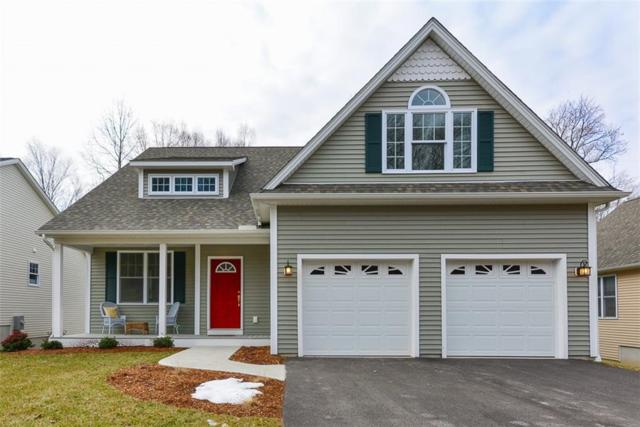 31 Whiting Farms Lane #31, East Lyme, CT 06357 (MLS #E10201419) :: Anytime Realty