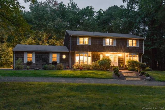 76 Country Club Drive, Woodbridge, CT 06525 (MLS #N10238336) :: Stephanie Ellison