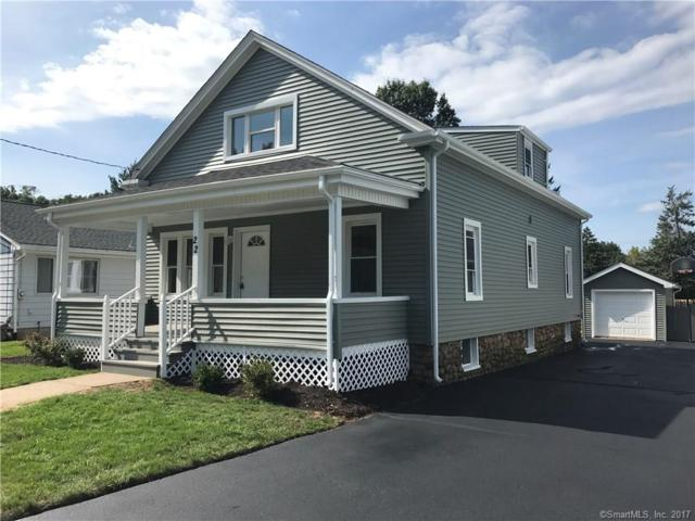 22 Tulip Street, New Britain, CT 06053 (MLS #170006145) :: Hergenrother Realty Group Connecticut