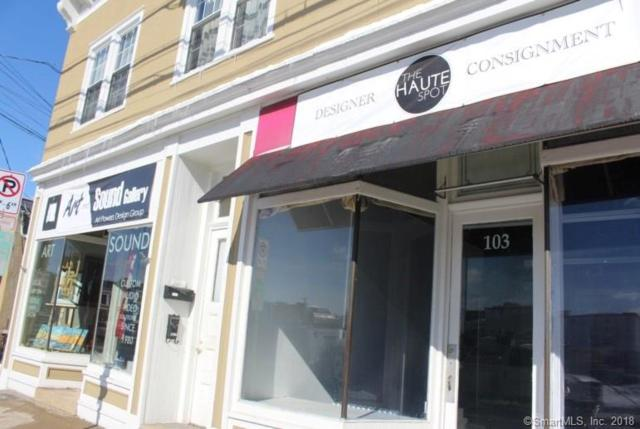 99-103 Mill Street, Greenwich, CT 06830 (MLS #170008130) :: Hergenrother Realty Group Connecticut