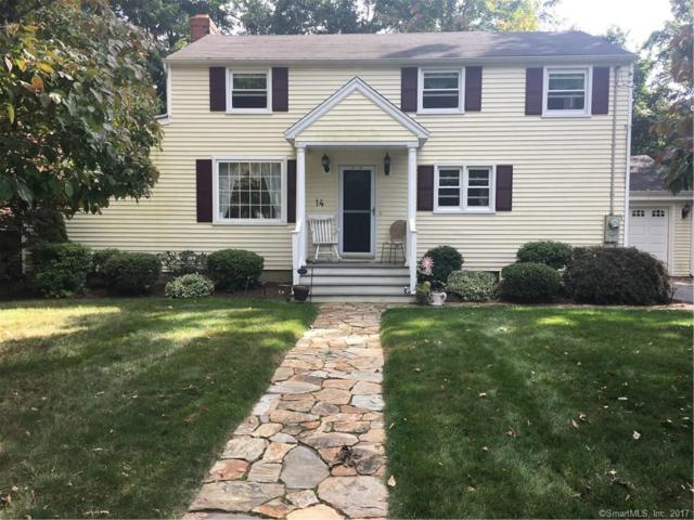 14 Walnut Avenue, Trumbull, CT 06611 (MLS #170015643) :: The Higgins Group - The CT Home Finder