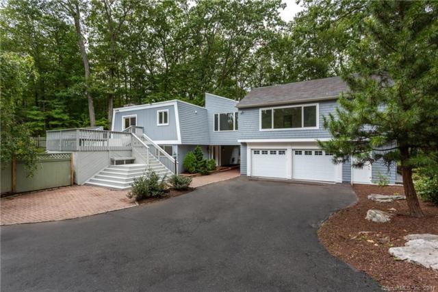 40 Pelham Lane, Wilton, CT 06897 (MLS #170015948) :: The Higgins Group - The CT Home Finder