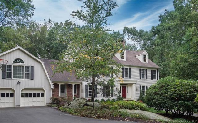 72 Whipstick Road, Ridgefield, CT 06877 (MLS #170017072) :: The Higgins Group - The CT Home Finder