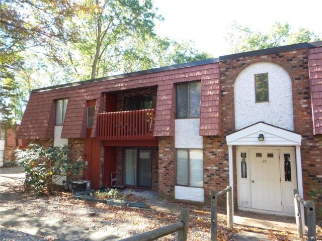35 Woodsedge Drive 5B, Newington, CT 06111 (MLS #170022733) :: Anytime Realty