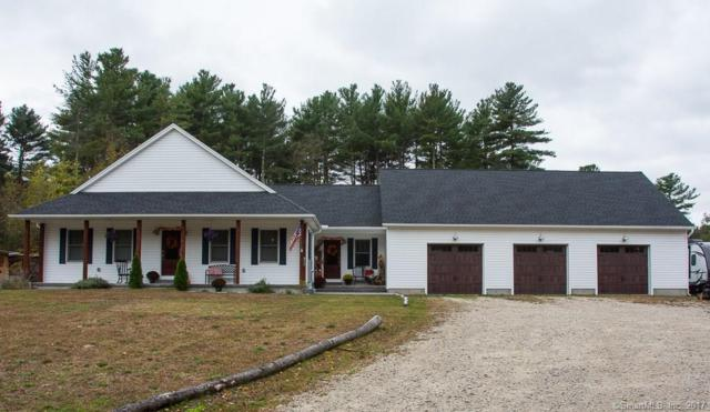 30 Indian Inn Road, Thompson, CT 06277 (MLS #170024084) :: Anytime Realty
