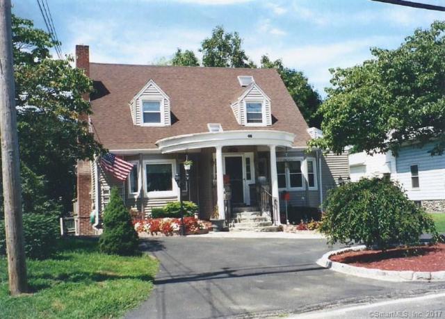 48 Stonehouse Road, Trumbull, CT 06611 (MLS #170025582) :: Stephanie Ellison