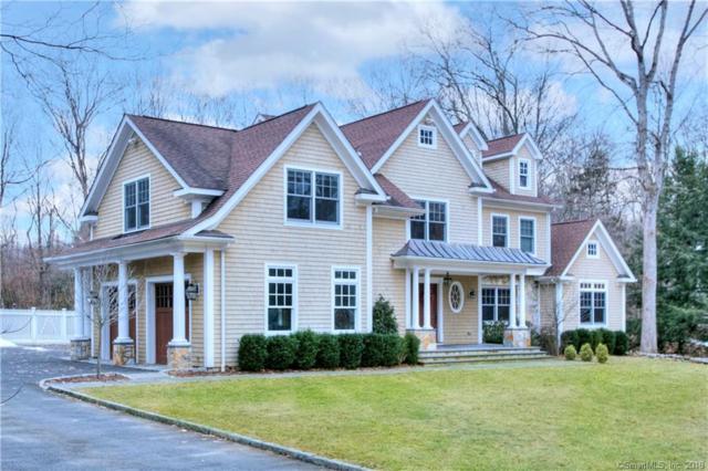 40 Salem Road, Weston, CT 06883 (MLS #170038471) :: The Higgins Group - The CT Home Finder