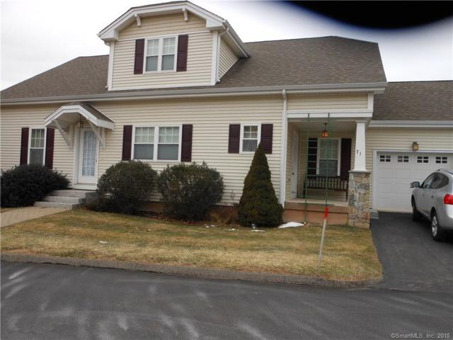 71 Bartlett Hollow #71, Middletown, CT 06457 (MLS #170042627) :: Carbutti & Co Realtors