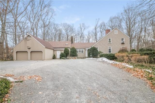 61 Horseshoe Road, Darien, CT 06820 (MLS #170043470) :: The Higgins Group - The CT Home Finder