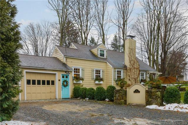 11 Cottage Street, Ridgefield, CT 06877 (MLS #170043644) :: The Higgins Group - The CT Home Finder