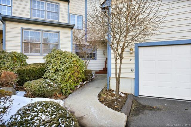 44 L Hermitage Drive #44, Shelton, CT 06484 (MLS #170043984) :: The Higgins Group - The CT Home Finder