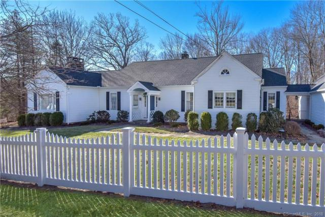 291 Wilton Road W, Ridgefield, CT 06877 (MLS #170044984) :: The Higgins Group - The CT Home Finder