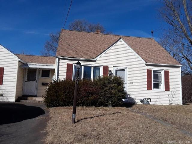 134 Winding Lane, East Hartford, CT 06118 (MLS #170051327) :: Hergenrother Realty Group Connecticut