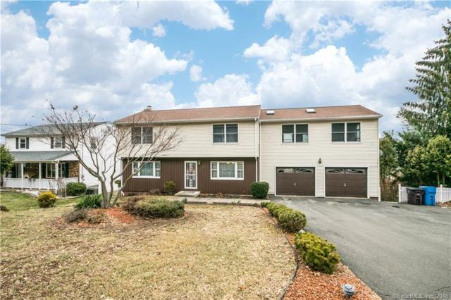 27 Erik Court, New Britain, CT 06053 (MLS #170052600) :: Hergenrother Realty Group Connecticut