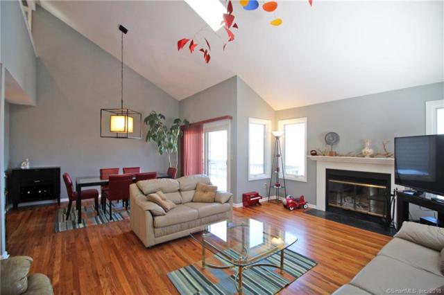 12 Boulevard Drive #121, Danbury, CT 06810 (MLS #170063484) :: Stephanie Ellison
