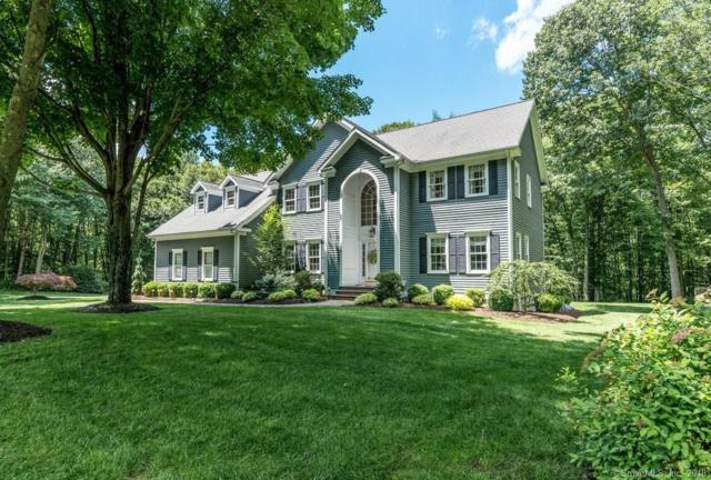 29 Deer River Lane, Monroe, CT 06468 (MLS #170100429) :: Carbutti & Co Realtors