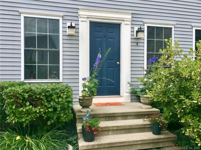 4 Stonecroft Way #4, Monroe, CT 06468 (MLS #170102598) :: Carbutti & Co Realtors
