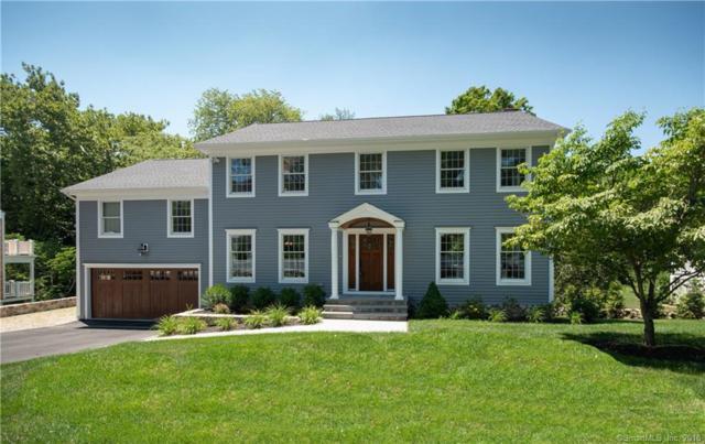 29 Brookside Road, Darien, CT 06820 (MLS #170103508) :: The Higgins Group - The CT Home Finder
