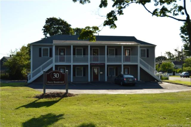30 Ferry Boulevard #3, Stratford, CT 06615 (MLS #170104848) :: Carbutti & Co Realtors
