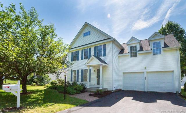 7 Matthew Court #7, Avon, CT 06001 (MLS #170105110) :: Hergenrother Realty Group Connecticut