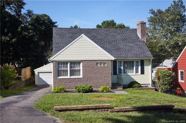 57 Rena Place, Fairfield, CT 06825 (MLS #170121592) :: Hergenrother Realty Group Connecticut