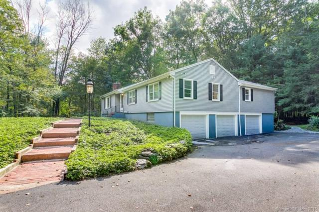 30 Peck Hill Road, Woodbridge, CT 06525 (MLS #170123997) :: Carbutti & Co Realtors