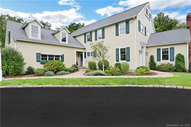 48 Duck Pond Place, Wilton, CT 06897 (MLS #170125317) :: Hergenrother Realty Group Connecticut
