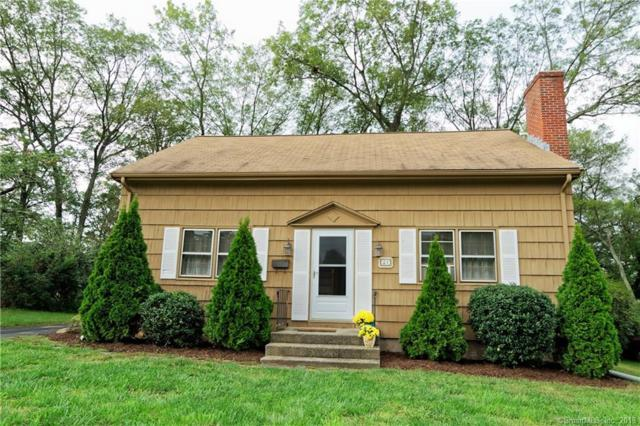 31 Oak Hill Drive, Windham, CT 06226 (MLS #170125326) :: Anytime Realty