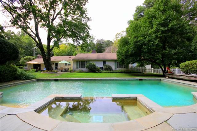 1 Cartbridge Road, Weston, CT 06883 (MLS #170125545) :: The Higgins Group - The CT Home Finder