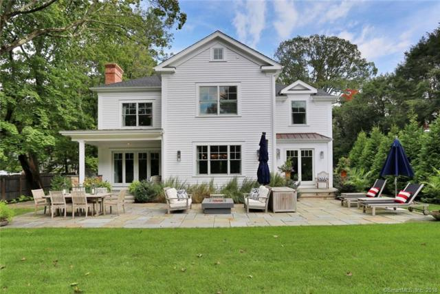 47 Park Place, New Canaan, CT 06840 (MLS #170125651) :: The Higgins Group - The CT Home Finder