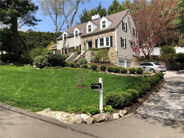 85 Halliwell Drive, Stamford, CT 06902 (MLS #170129604) :: Hergenrother Realty Group Connecticut