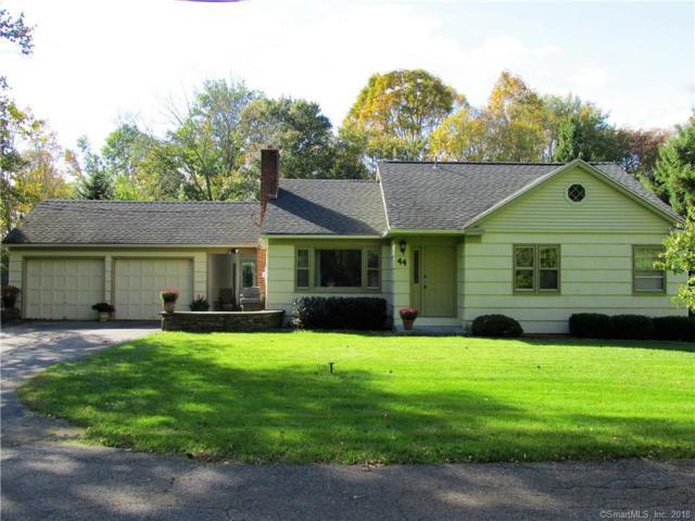 44 Luzi Drive, Litchfield, CT 06750 (MLS #170130547) :: Stephanie Ellison