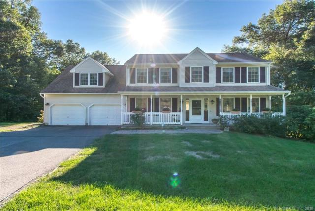 14 Tree Top Lane, East Windsor, CT 06016 (MLS #170131683) :: Hergenrother Realty Group Connecticut