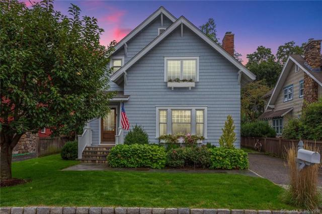 17 Edgewater Drive, Greenwich, CT 06870 (MLS #170132450) :: Stephanie Ellison