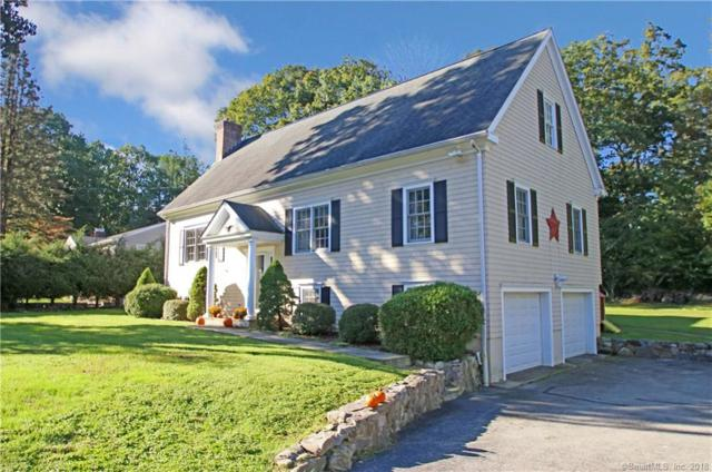 15 Cranbury Woods Road, Norwalk, CT 06851 (MLS #170136274) :: Hergenrother Realty Group Connecticut