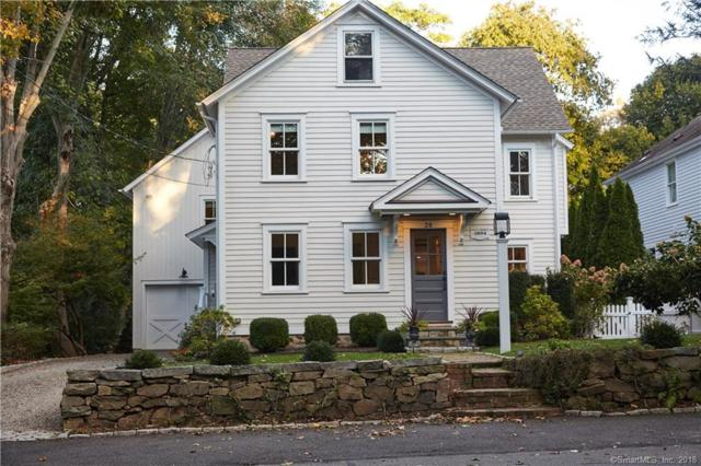 39 W Parish Road, Westport, CT 06880 (MLS #170138046) :: Hergenrother Realty Group Connecticut