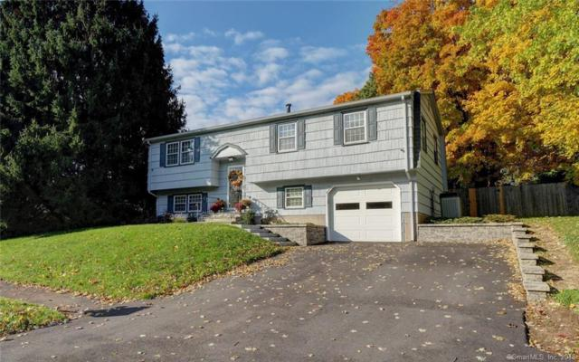 38 Sunrise Hill, Meriden, CT 06451 (MLS #170139485) :: Carbutti & Co Realtors