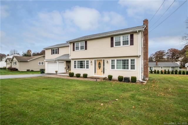 112 Eagle Drive, Newington, CT 06111 (MLS #170142970) :: Hergenrother Realty Group Connecticut