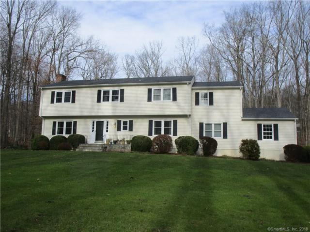 2 Glen Lane, Weston, CT 06883 (MLS #170147767) :: The Higgins Group - The CT Home Finder