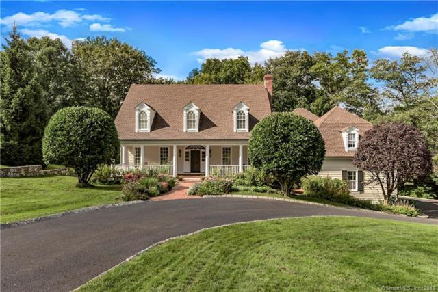 28 Whipstick Road, Ridgefield, CT 06877 (MLS #170147885) :: The Higgins Group - The CT Home Finder